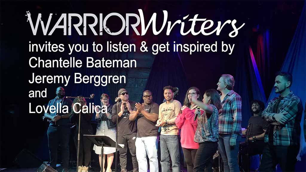 Warrior Writers Performance Video